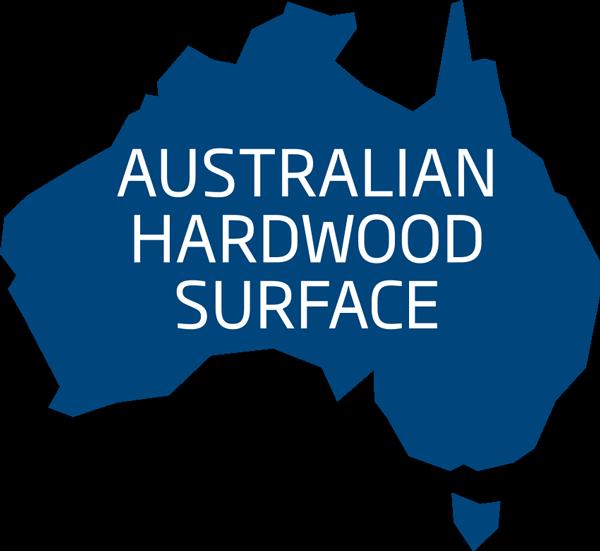 Australian Native Hardwood Surface Logo